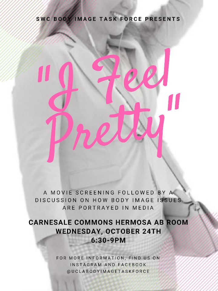 """I Feel Pretty"" Screening @ Carnesdale Commons: Hermosa AB Room 